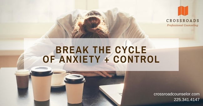 Anxiety and Control