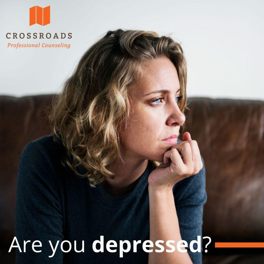 am i depressed
