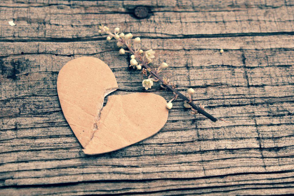Broken trust is not easily restored